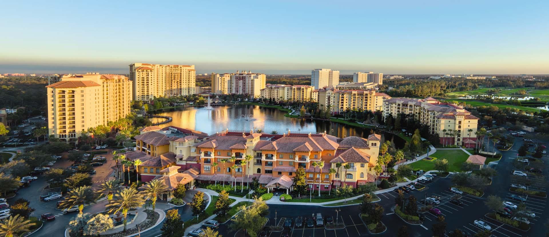Orlando Resorts Near Disney Wyndham Bonnet Creek Resort