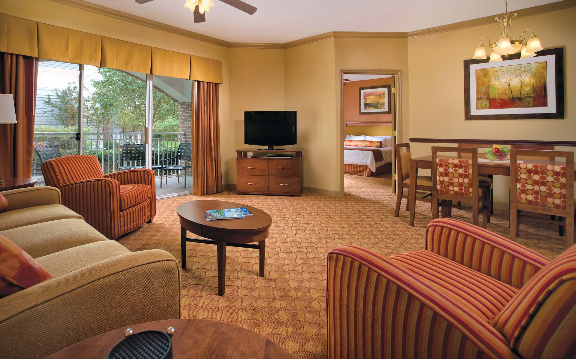 nashville lodging - tennessee resort suites