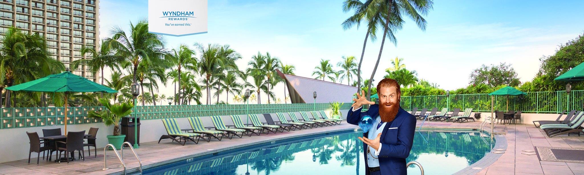 Wyndham Rewards Reservations at Wyndham Extra Holidays