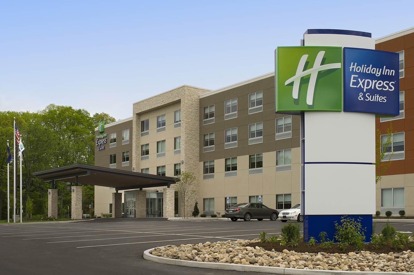 Holiday Inn Express Suites Altoona Hotel In Pennsylvania Hotels