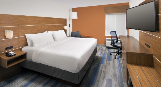 Centrally Located College Park Hotel