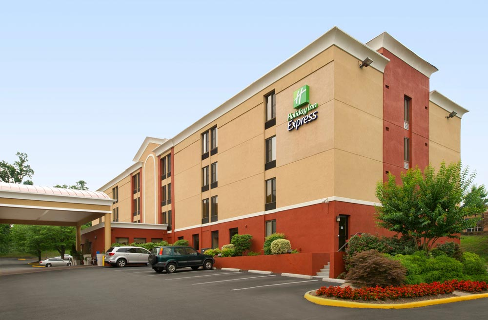 Fairfax Hotels Holiday Inn Express Arlington Boulevard