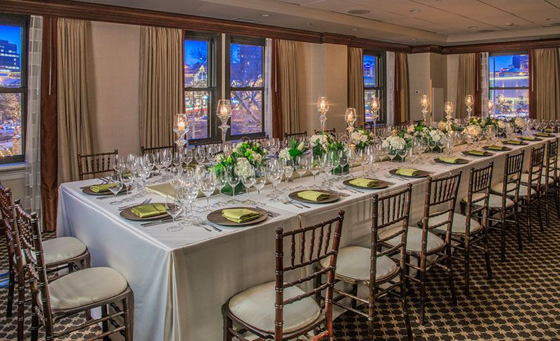 Kansas city weddings packages the raphael hotel junglespirit Image collections