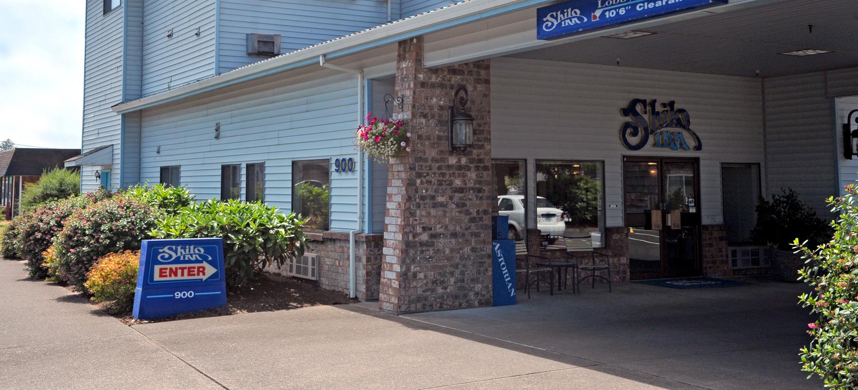Shilo Inns Suites Hotels Seaside East Oregon