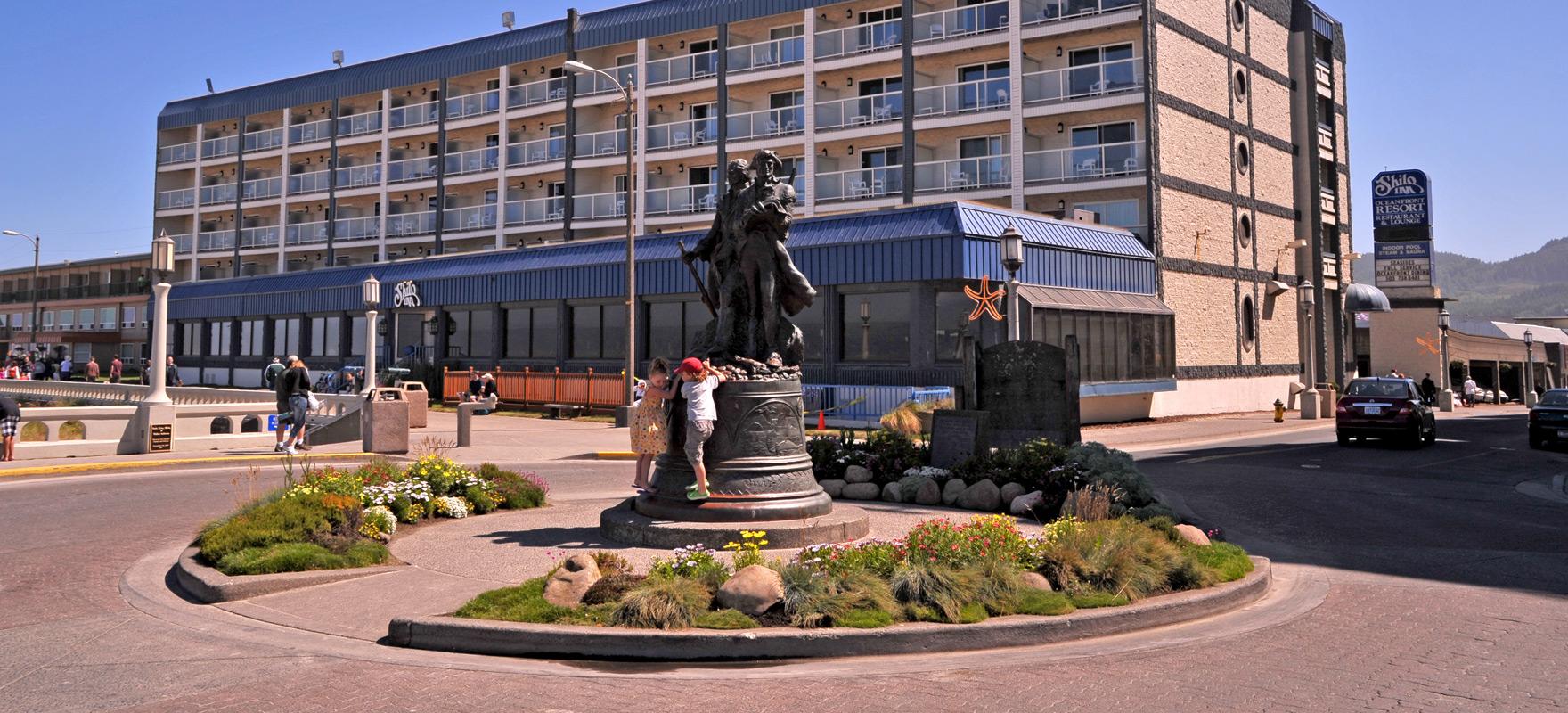 Shilo Inns Suites Hotels - Seaside Oceanfront