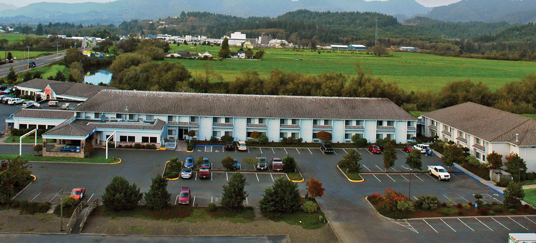 Shilo Inns Suites Hotels Tillamook Oregon