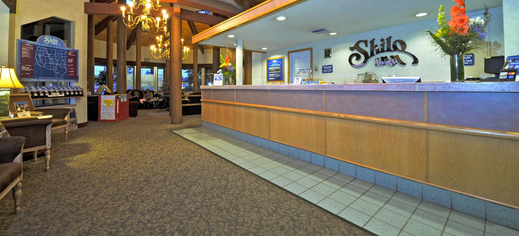 Shilo Inns Suites Hotels Bend Oregon