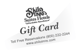 Shilo Inns Suites Hotels Gift Cards