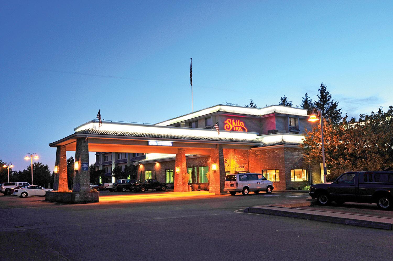Shilo Inns Suites Hotels Coeur D Alene Idaho