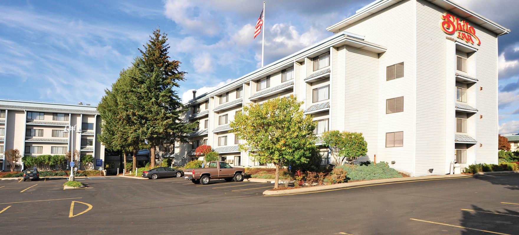 Shilo Inns Suites Hotels Coeur D 39 Alene Idaho