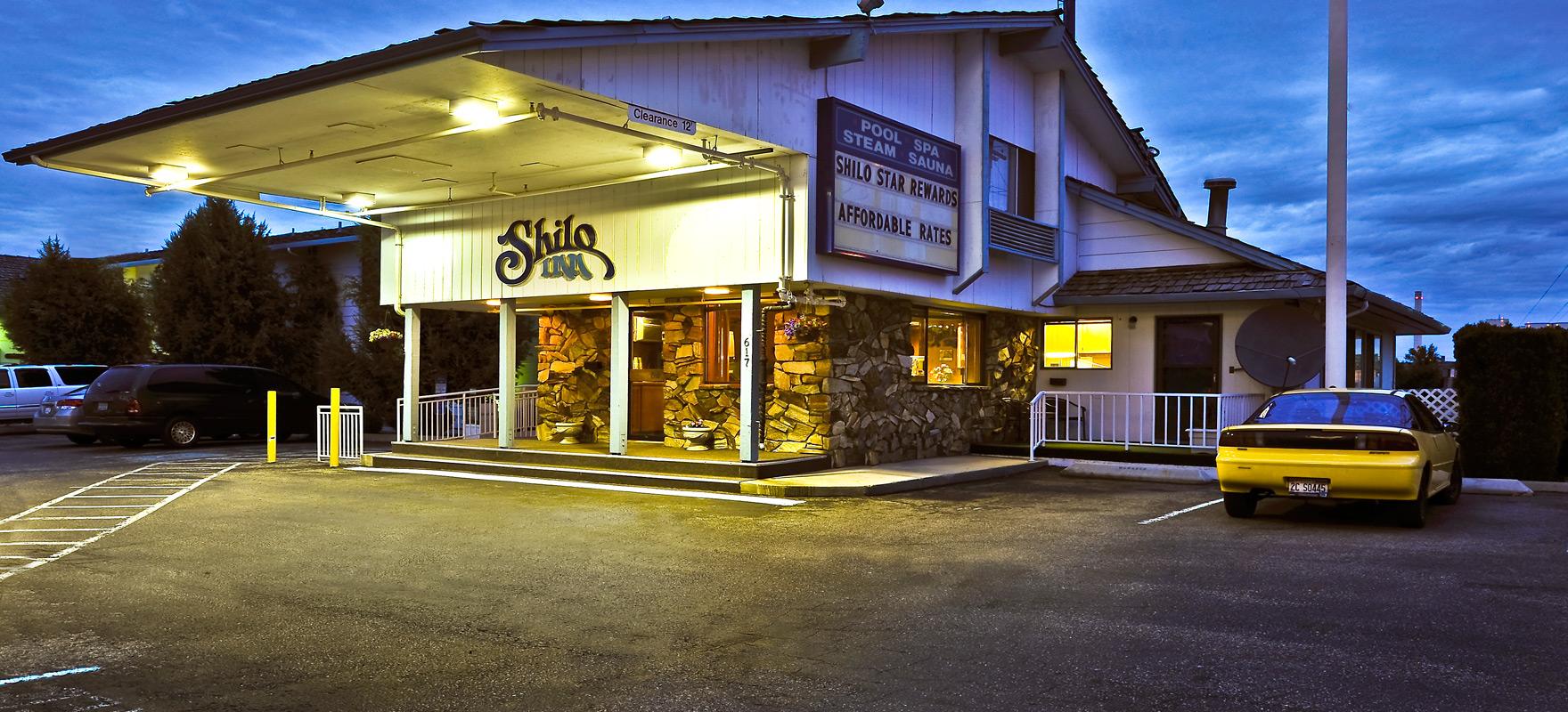 Shilo Inns Suites Hotels Nampa Idaho