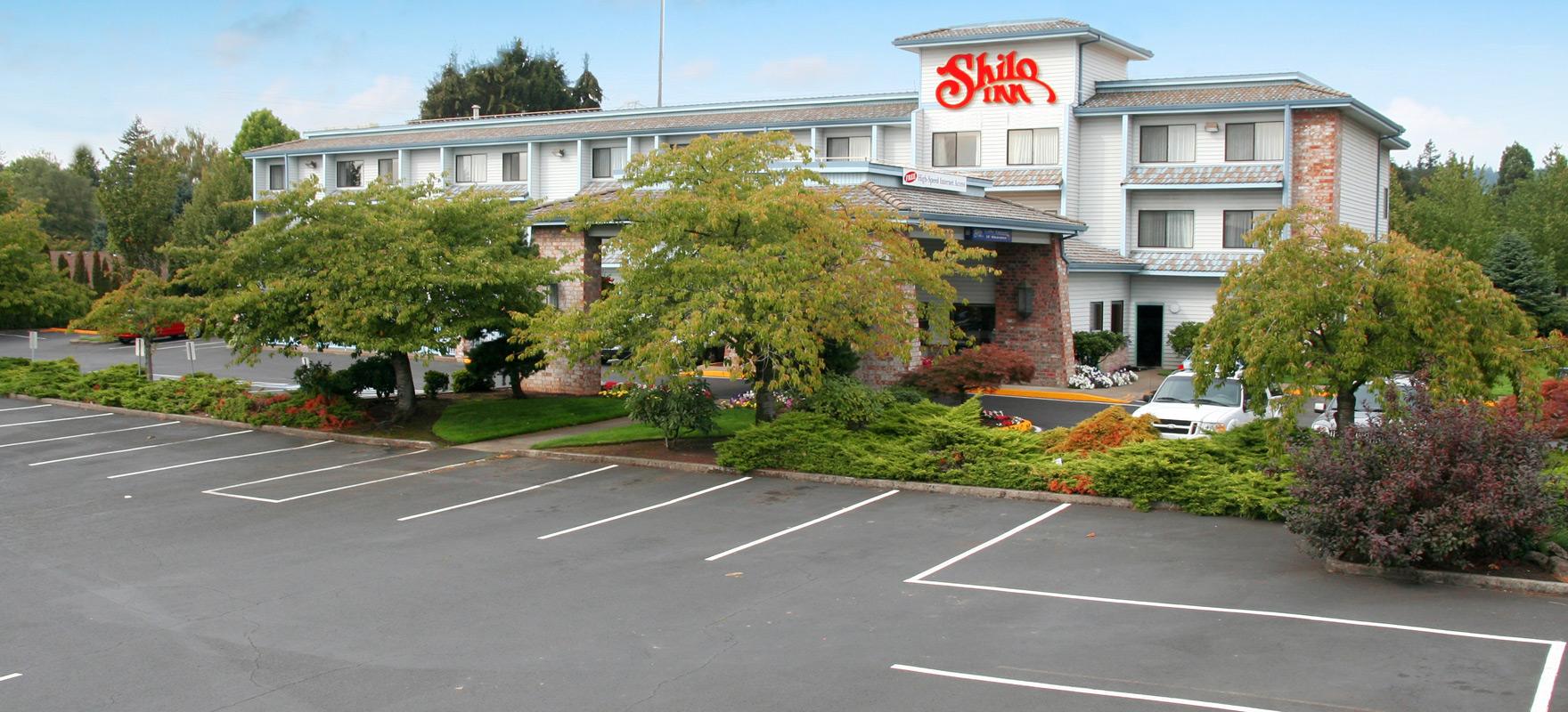 Shilo Inns Suites Hotels Newberg Oregon