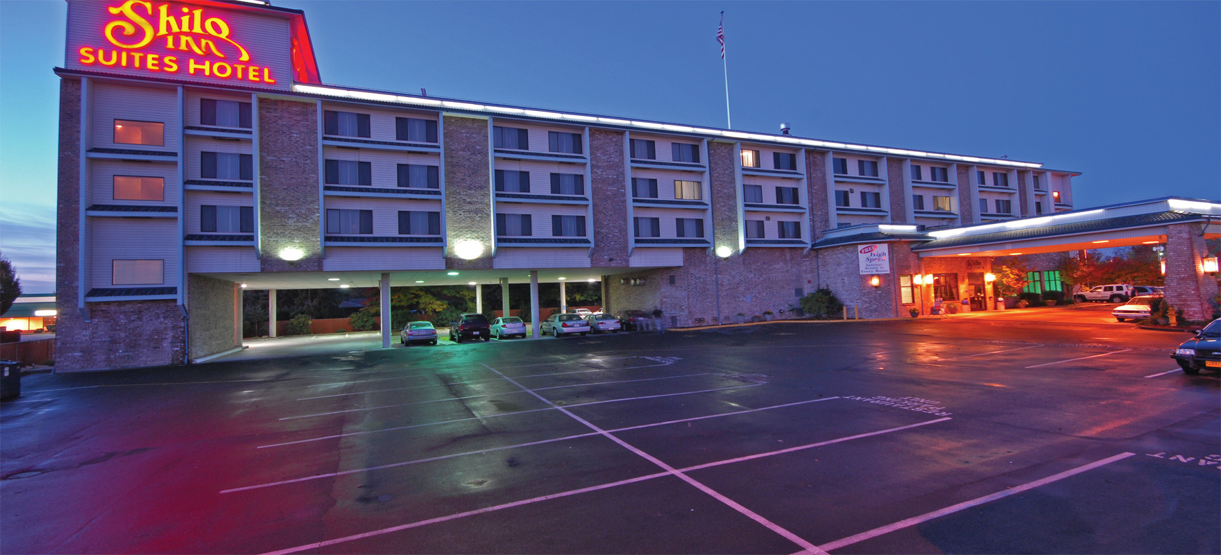 Shilo Inns Suites Hotels Salem Oregon
