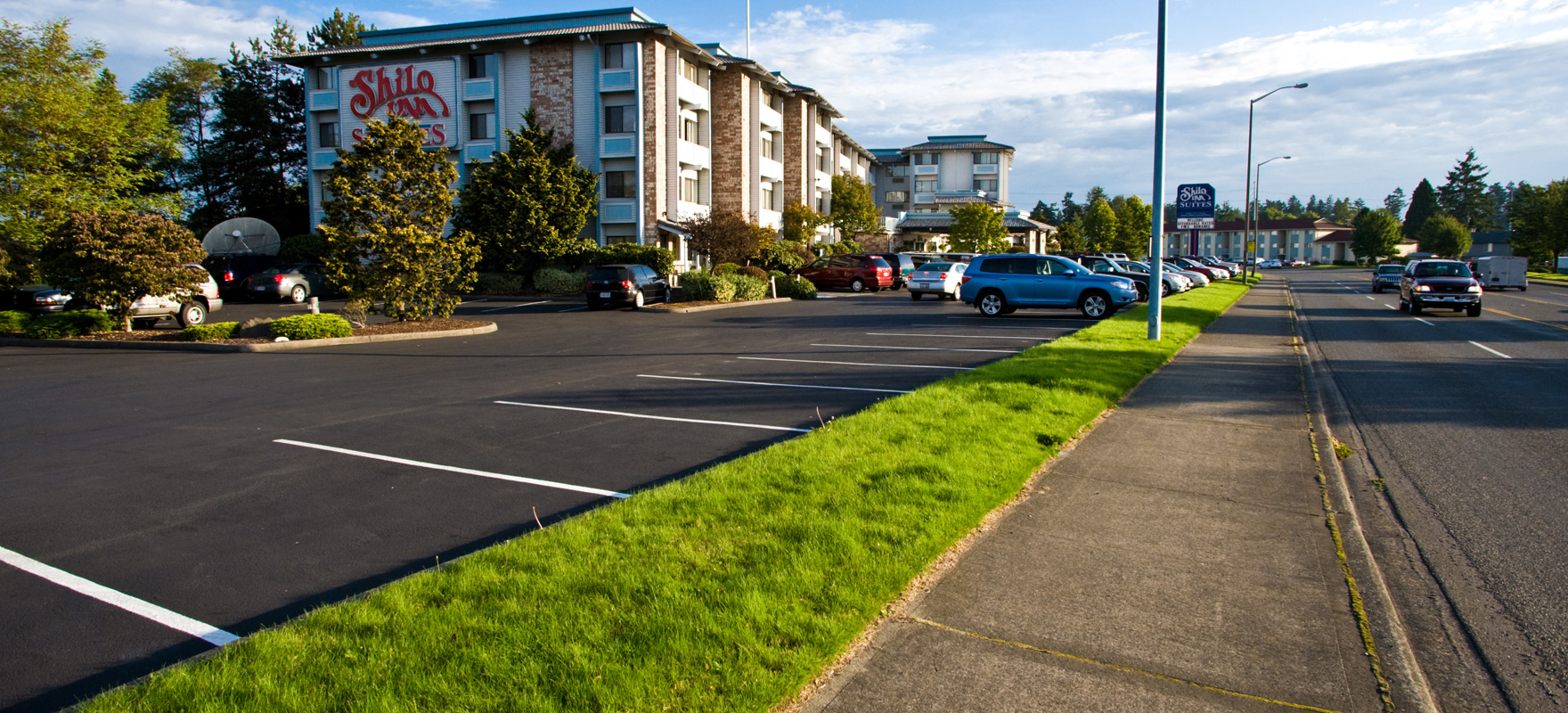 Shilo Inns Suites Hotels Tacoma Washington