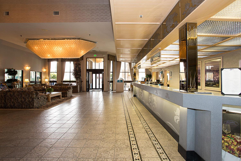 Shilo Inn Suites Hotel Portland Airport Oregon
