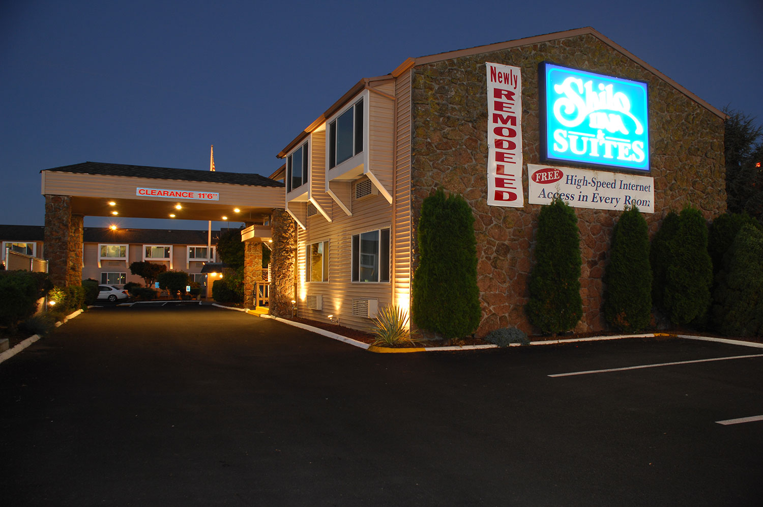 Hotels Near Clark County Fairgrounds Wa