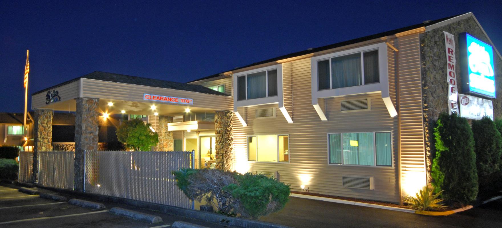 Shilo Inns Suites Hotels Salmon Creek Vancouver Washington