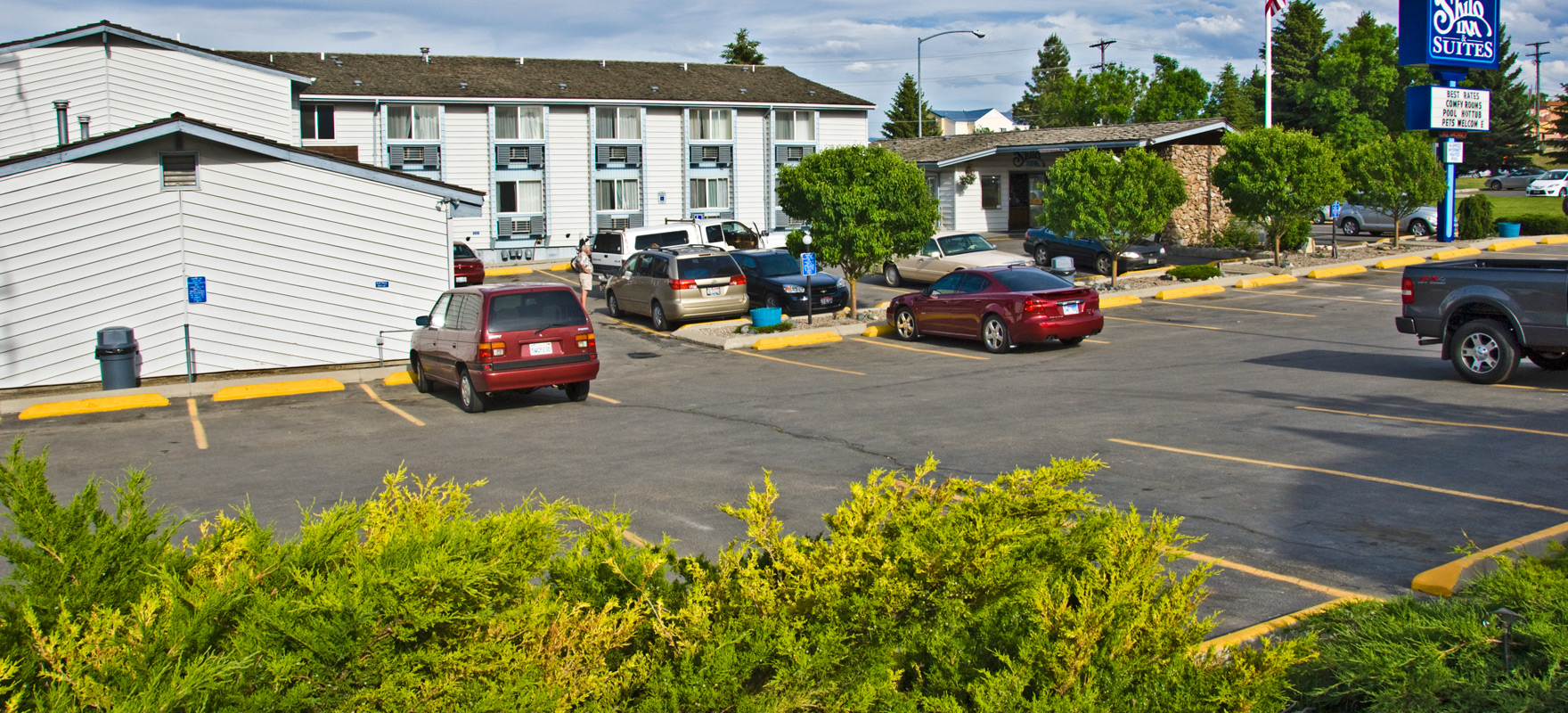 Shilo Inns Suites Hotels Helena Montana