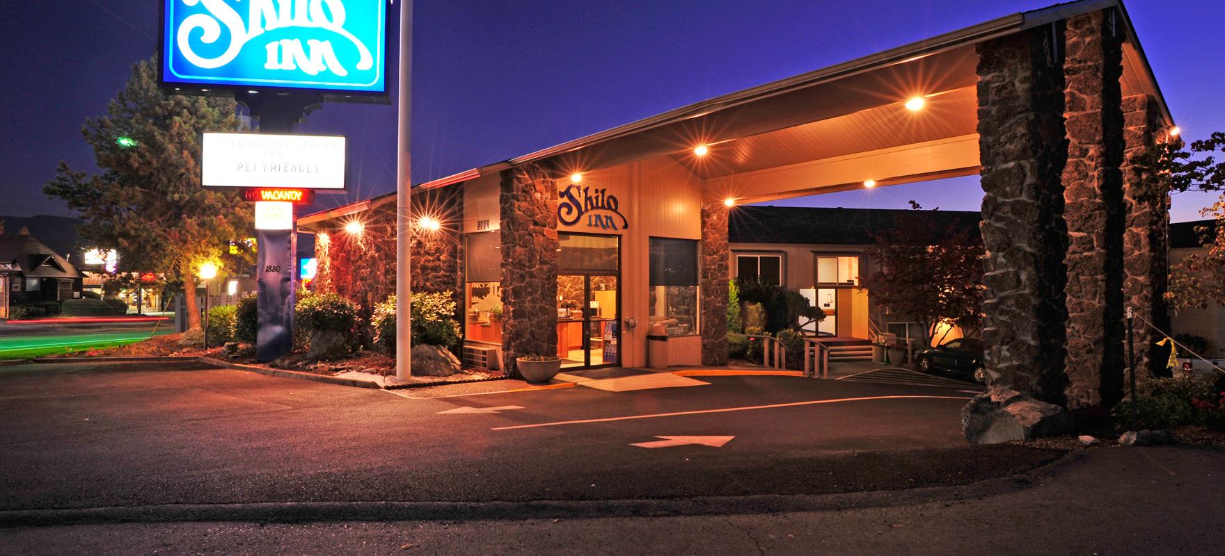 Shilo Inns Suites Hotels Grants Pass Oregon