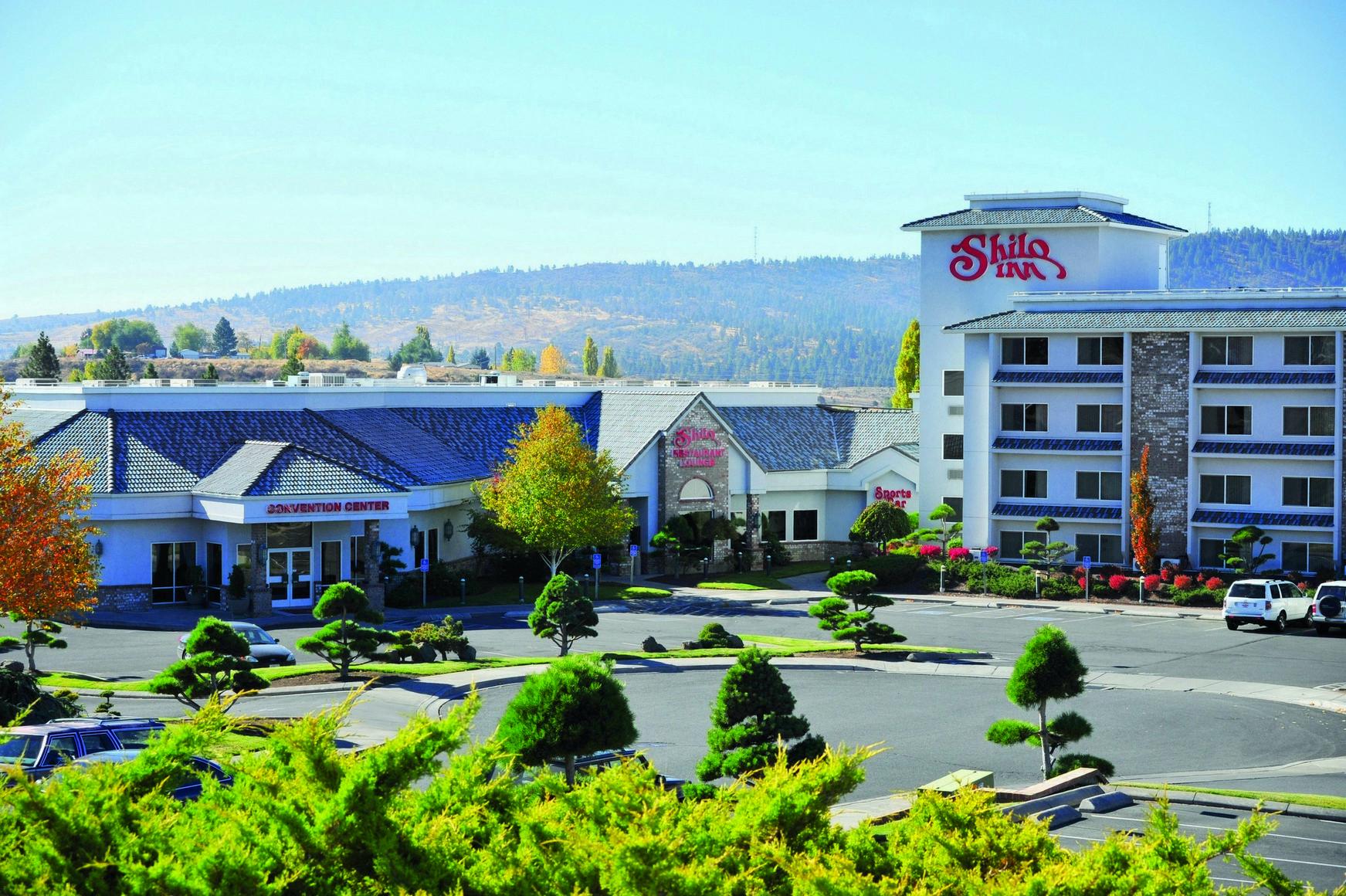 Shilo Inns Suites Hotels Klamath Falls Oregon