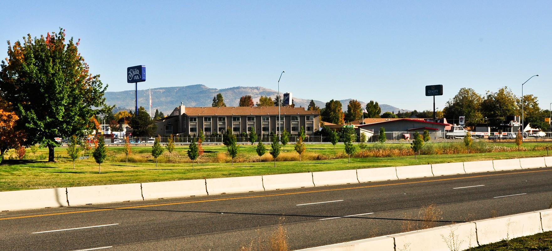 Shilo Inns Suites Hotels Medford Oregon