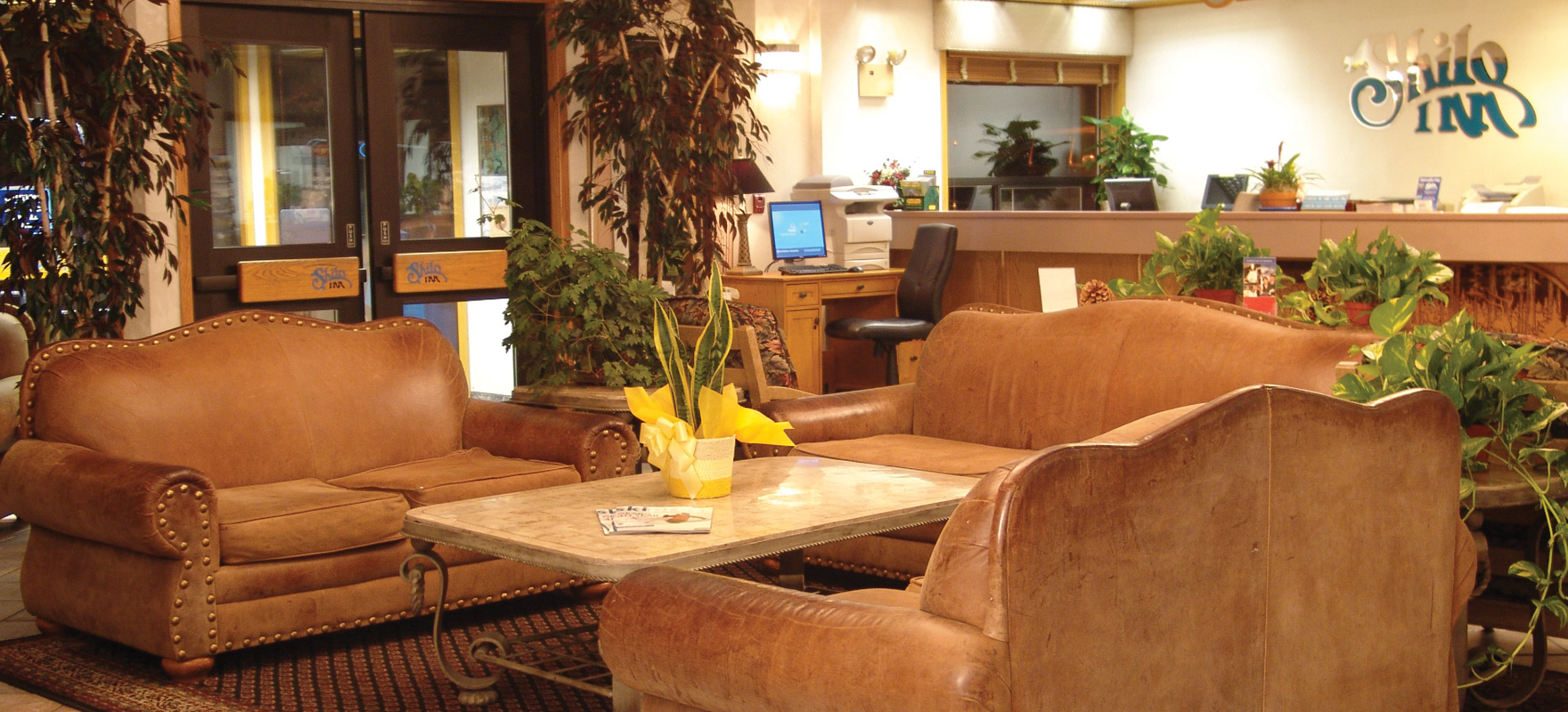 Shilo Inns Suites Hotels Mammoth Lakes California