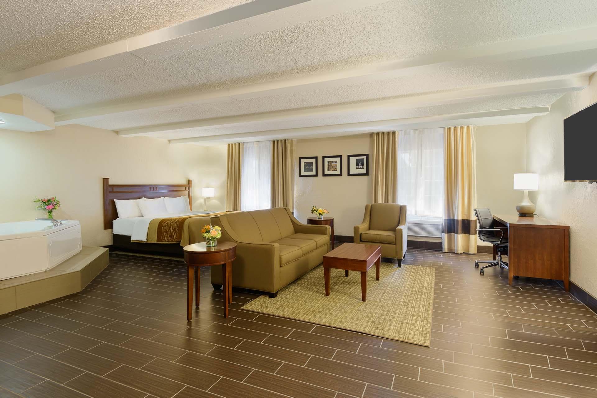 St Louis MO Hotel fort Inn St Louis Westport