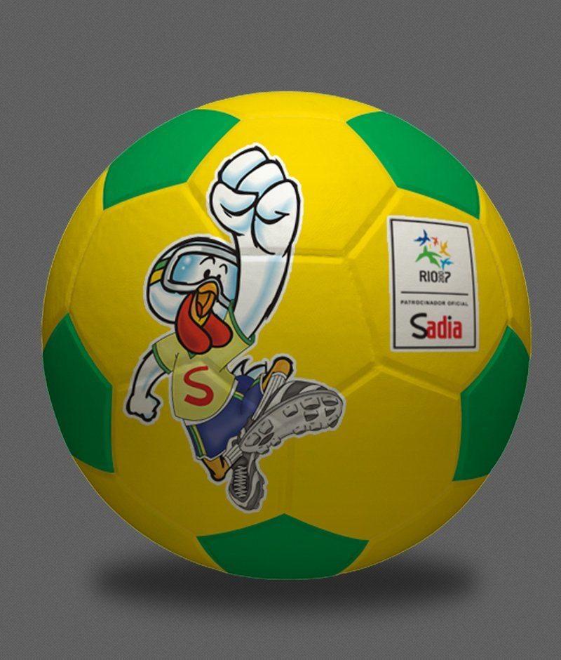 Bola Futebol Sadia