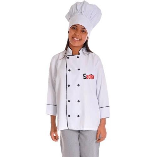 Uniforme de Cozinha Sadia