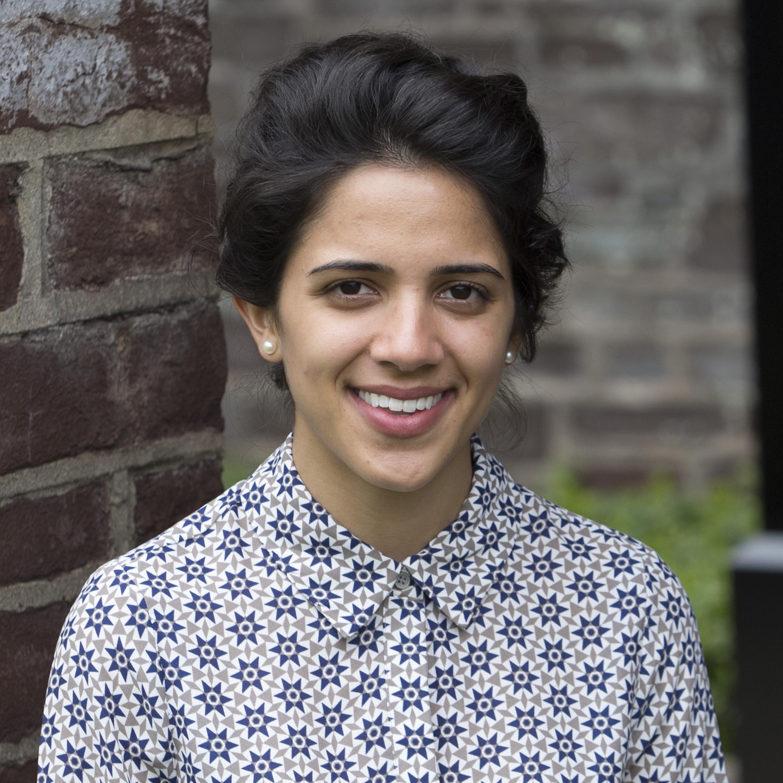 Aida Haddad, MDiv