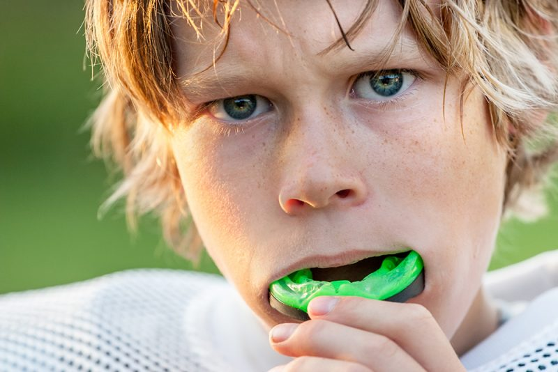 Protecting Kids' Teeth During Sports