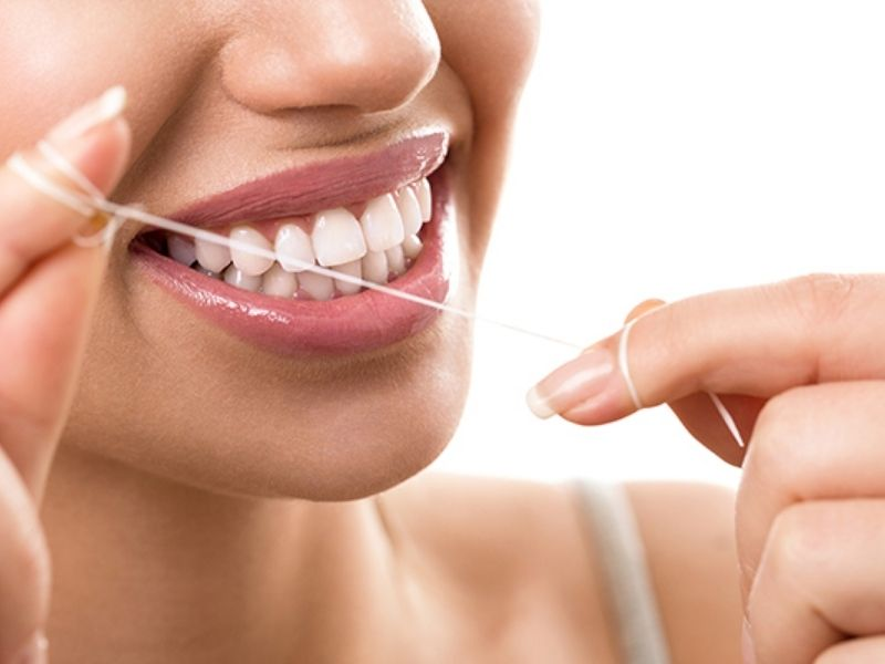 Yes, Flossing Really Is That Important & Here's Why