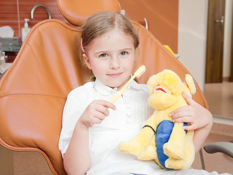 What Makes a Kids' Dentist Different?