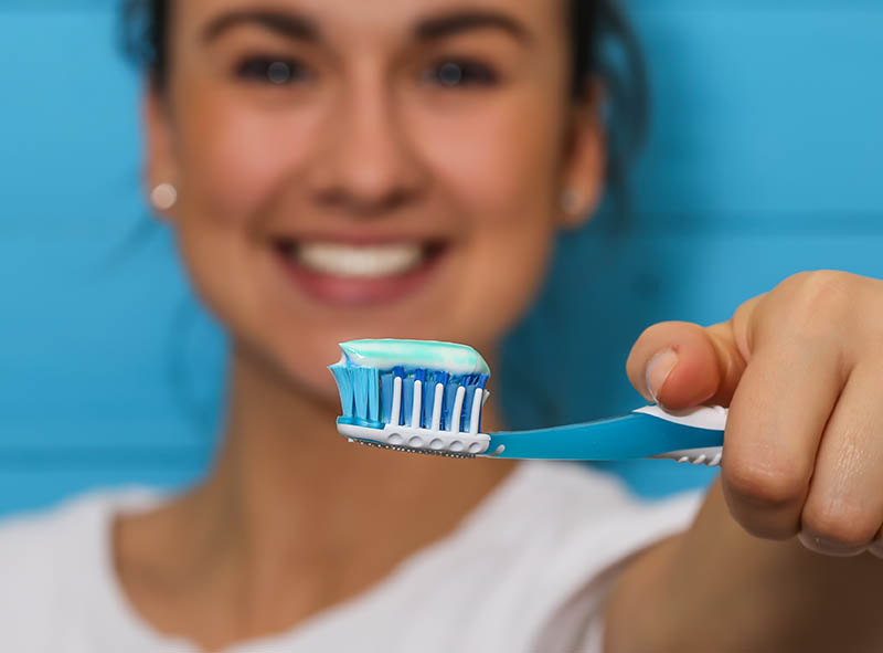 What Is Toothpaste Made Of?