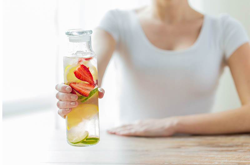 Why Your Detox Water Is Bad For Your Teeth