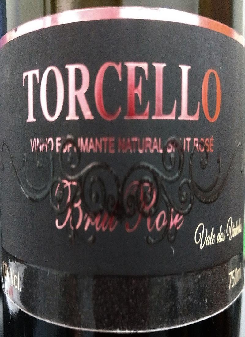 Vinho Espumante BRUT ROSÉ TORCELLO