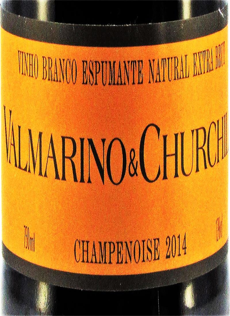 Vinho Espumante Branco EXTRA BRUT VALMARINO & CHURCHILL 2014