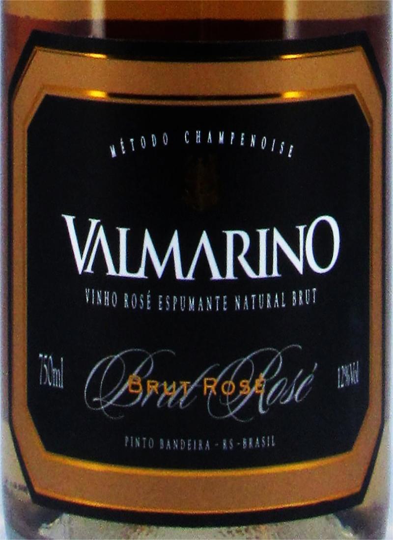 Vinho Espumante Rose BRUT VALMARINO