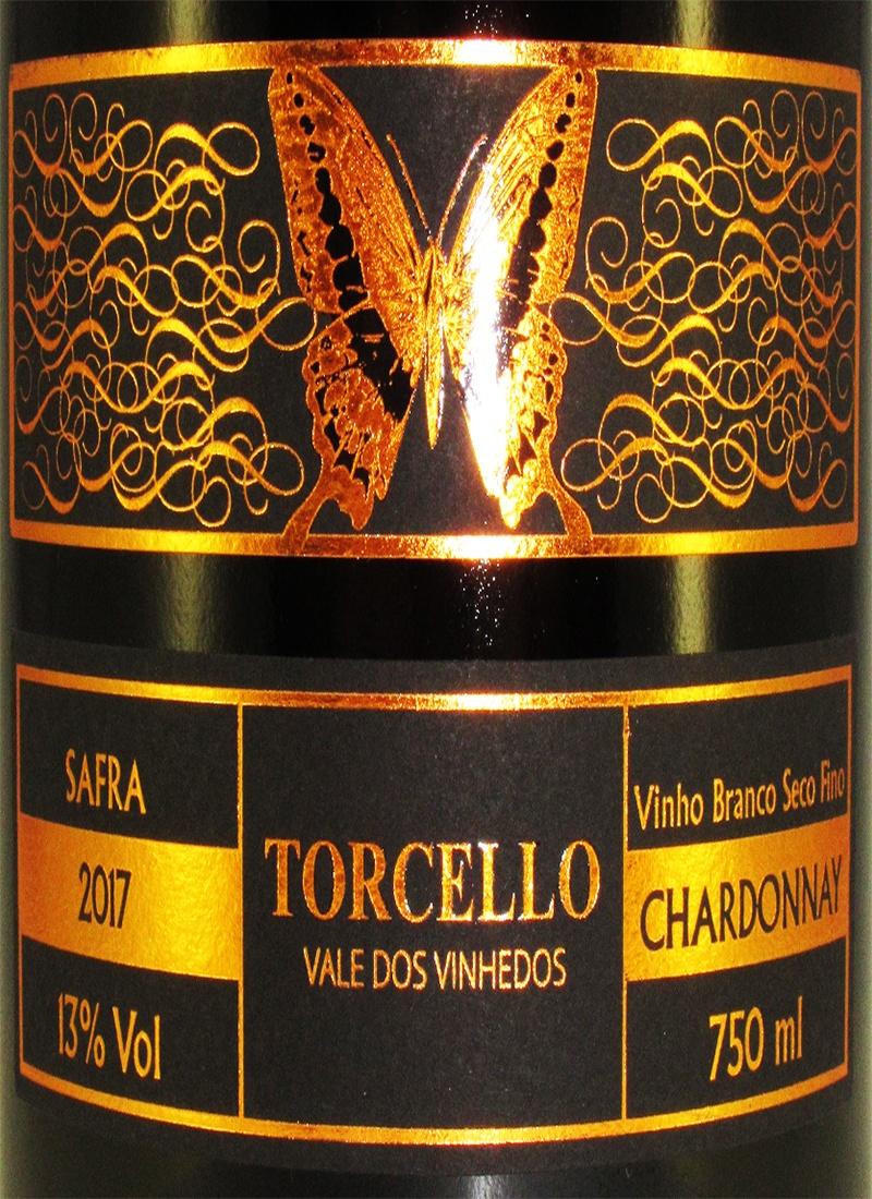 Vinho Branco Seco Fino CHARDONNAY TORCELLO 2017