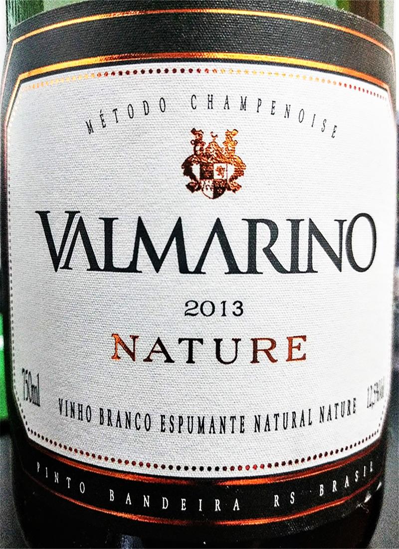 Vinho Espumante Branco NATURE VALMARINO 2013