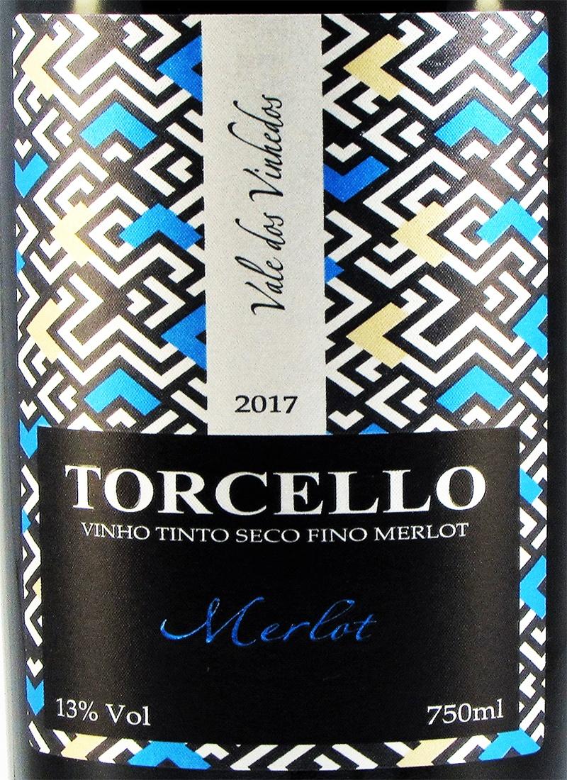 Vinho Tinto Seco Fino MERLOT TORCELLO