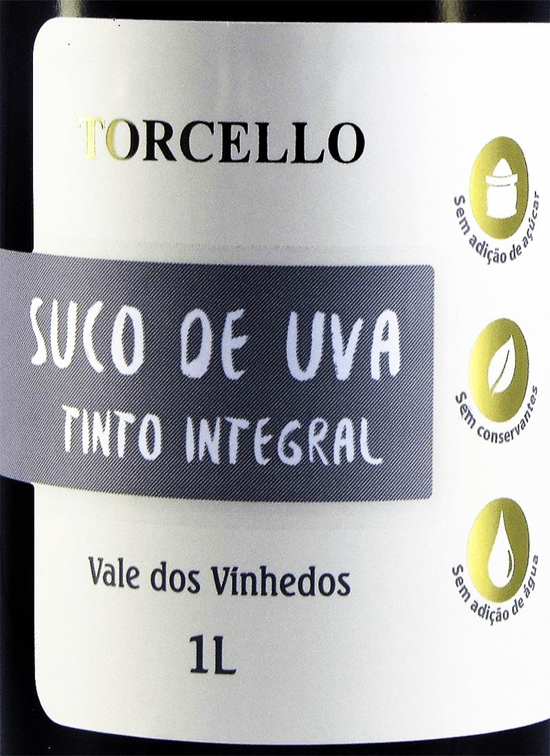 Suco de Uva 100% INTEGRAL TORCELLO 1L