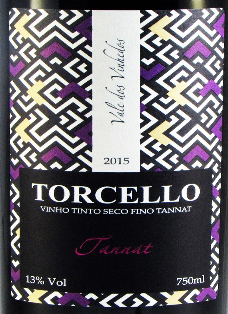 Vinho Tinto Seco Fino TANNAT TORCELLO