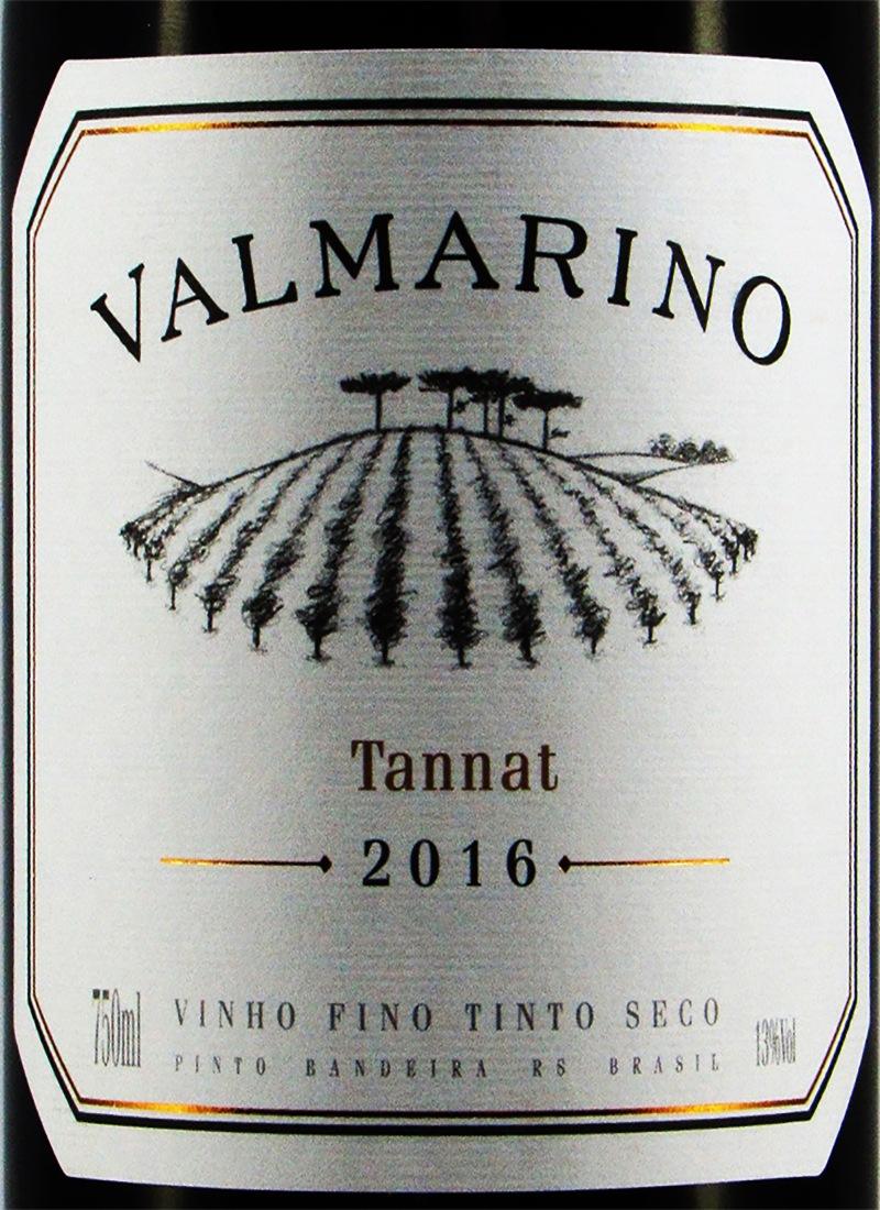 Vinho Tinto Seco Fino TANNAT VALMARINO 2016