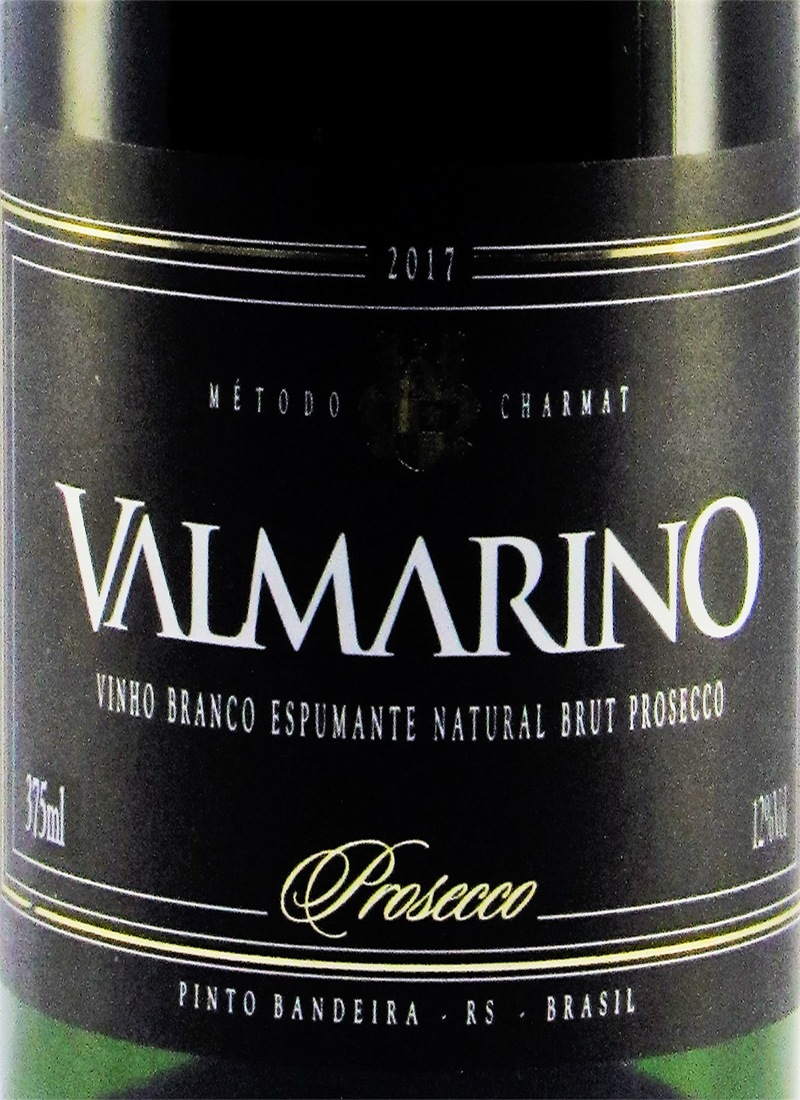 Vinho Espumante Branco BRUT PROSECCO VALMARINO 375 ML