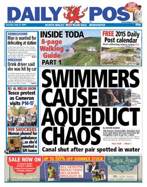 Daily Post (Wales): Denbigh's local newspaper