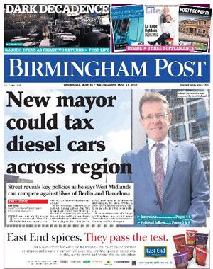Birmingham Post: Birmingham's local newspaper