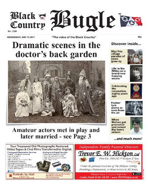 Black Country Bugle: West Midlands's local newspaper. Latest news, sport and events from around the West Midlands.