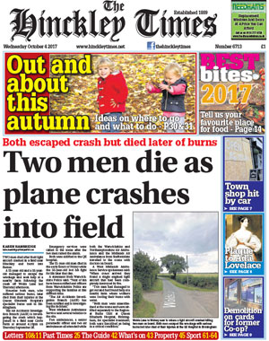 Hinckley Times: Hinckley's local newspaper