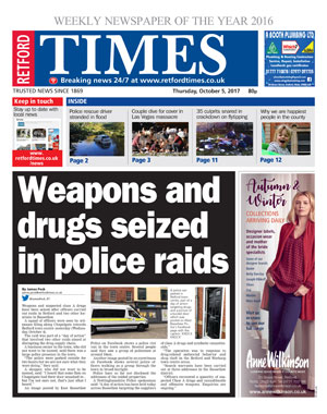 Retford Times: Retford's local newspaper. Latest news, sport and events from around Lincolnshire
